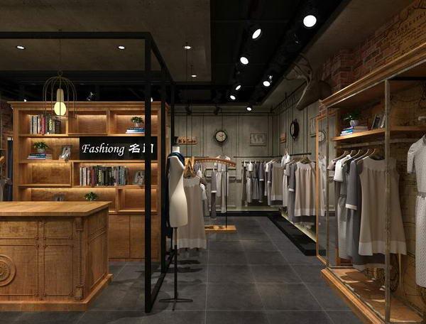 商铺服装店